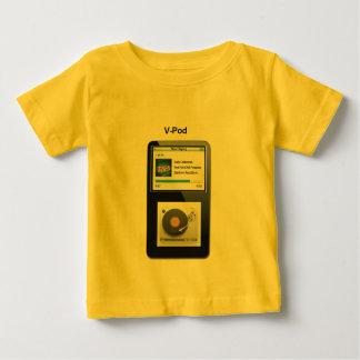 v-pod t shirt
