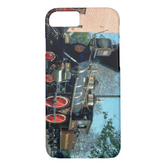 V&T 4--0 #22, 1860's._Trains iPhone 8/7 Case
