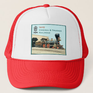 V&T Engine Inyo hat