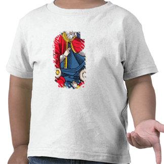 V The Pope, Tarot card T Shirts
