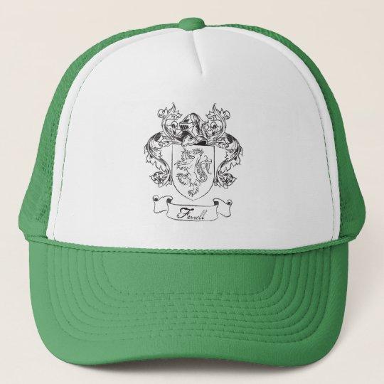 v trucker hat
