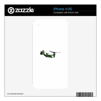 V Twenty Two Osprey Decal For The iPhone 4