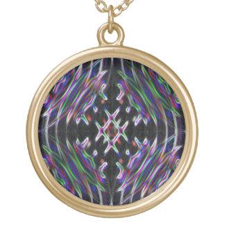 """""""V"""" un collar del artista Douglas J. Moore"""