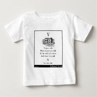 V was a villa baby T-Shirt