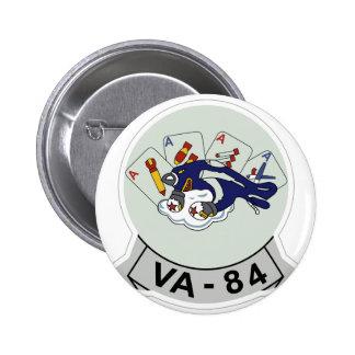 VA-84 PIN REDONDO 5 CM