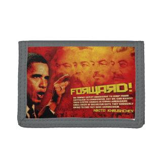 Va adelante la manera de la Obama-nación