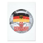 Va Alemania Invitación 12,7 X 17,8 Cm