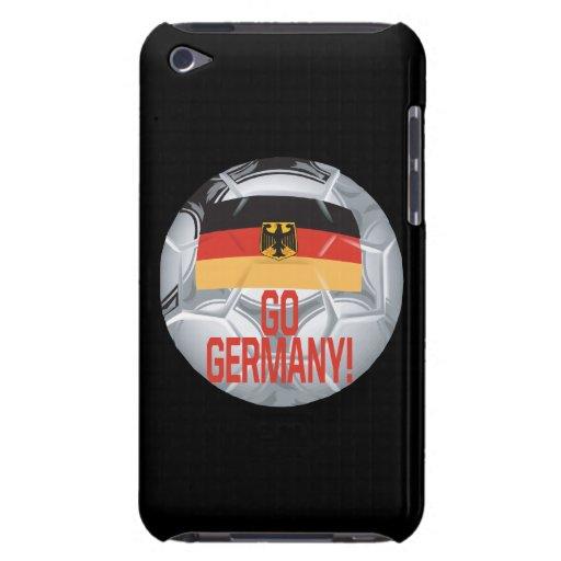 Va Alemania iPod Touch Carcasas