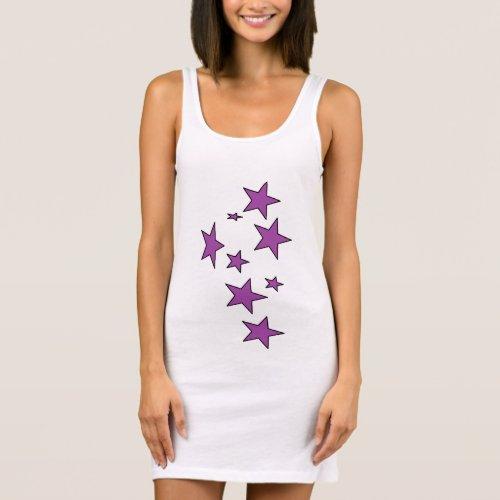 va-ca star tank dress for her
