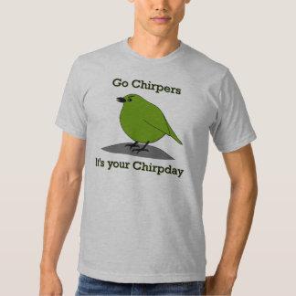 Va Chirpers Polera