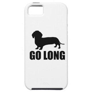 Va Dacshund largo iPhone 5 Fundas