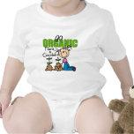 Va el bebé orgánico trajes de bebé