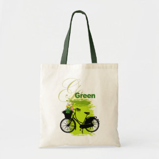Va el bolso verde bolsa tela barata