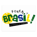 ¡Va el Brasil! Mercancía Tarjetas Postales