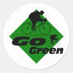 Va el ciclo verde etiquetas