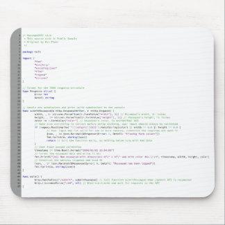 Va el código Mousepad Tapete De Ratón