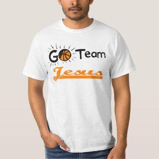 Va el cristiano de Jesús del equipo Polera