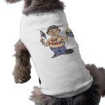 Va el equipo camiseta de perrito