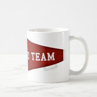 Va el equipo tazas de café