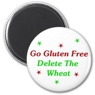 Va el gluten libre Suprima el trigo Iman