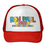 Va el gorra 2012 del camionero de Kart Ron Paul