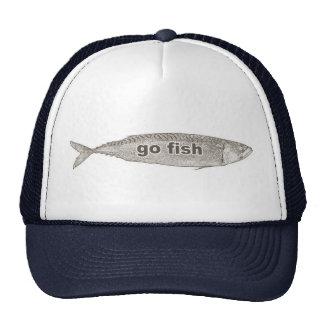 Va el gorra de los pescados