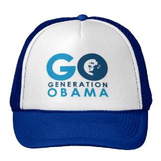 Va el gorra de Obama de la generación