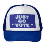 VA el gorra del VOTO