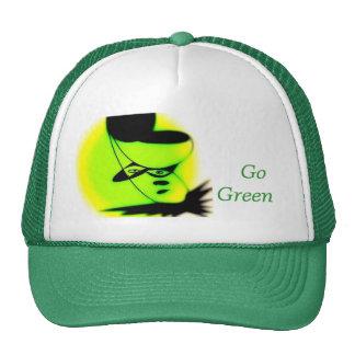 Va el gorra verde