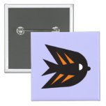 Va el halibut de Fish_Stealth Pins