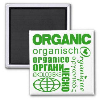 Va el imán orgánico