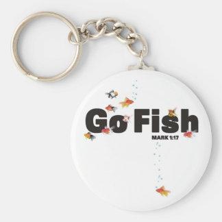 Va el llavero de los pescados