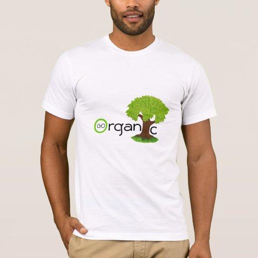 VA el Orgánico-árbol Playera