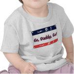 Va el papá va - Triathlon Camisetas