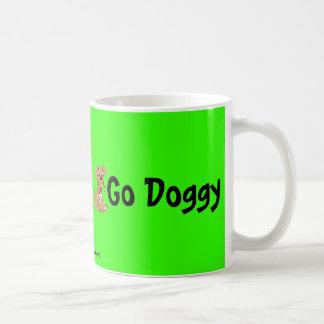Va el perrito taza clásica