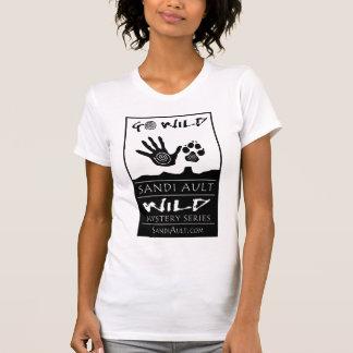 Va el tanque SALVAJE para las mujeres Camiseta