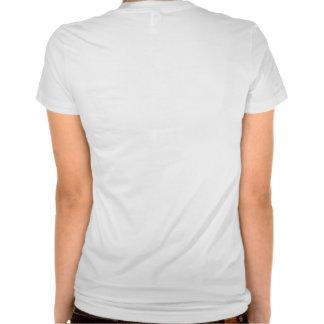 VA el vegano - blanco Camiseta