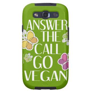 Va el vegano galaxy SIII coberturas
