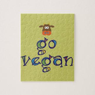Va el vegano puzzle