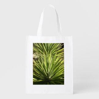 Va el verde bolsa reutilizable