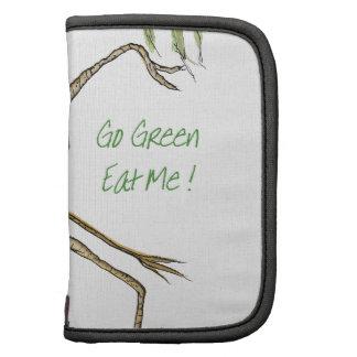 ¡Va el verde - cómame! , fernandes tony Planificadores