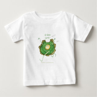 ¡Va el verde - cómame! , fernandes tony Playera De Bebé