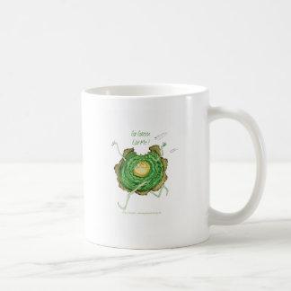 ¡Va el verde - cómame! , fernandes tony Taza De Café