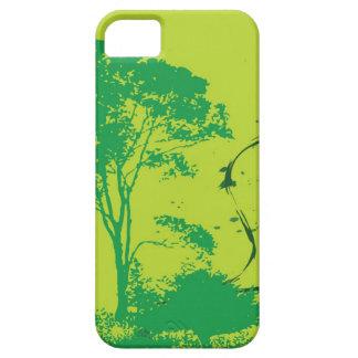 va el verde funda para iPhone SE/5/5s
