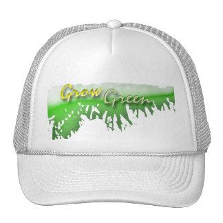 Va el verde gorras de camionero