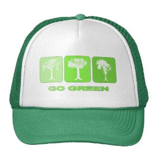 Va el verde gorras