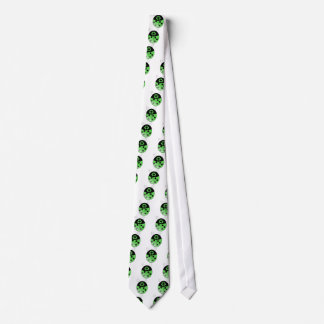 ¡Va el verde! , mariquita Corbata Personalizada
