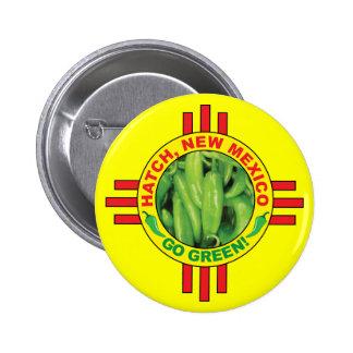 ¡Va el verde! Pin Redondo De 2 Pulgadas