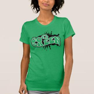Va el verde camiseta