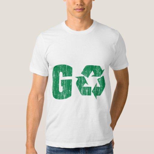 Va el verde recicla polera